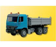модель Kibri 24070 European Dump Truck MB Actros R-T-R