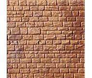 модель Kibri 34118 Wall Sections, Plastic Sheet -- Cut Stone