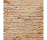 модель Kibri 34119 Plastic Sheet Stone -- Cut Stone (beige)