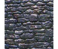 модель Kibri 34121 Plastic Sheet Stone -- Natural (gray)