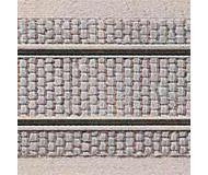 модель Kibri 34125 Plastic Sheet Brick -- Cobblestone w/Grooves for Track