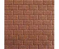 модель Kibri 34145 Plastic Sheet Stone -- Smooth Cut Stone (beige)