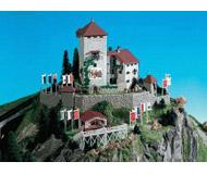 модель Kibri 36402 Castle w/Open Air Theater -- 27 x 20 x 17cm (Includes #6679 Theatre)