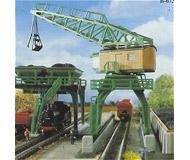 модель Kibri 36738 Coaling Tower & Traveling Crane. Размер   25 x 12 см. Набор для сборки.