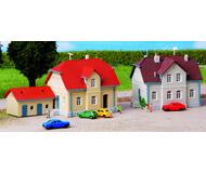 модель Kibri 36827 Ruhr Road Settlement Houses -- pkg(2)