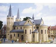модель Kibri 37025 Church. Размер  28.5 x 17 x 26 см. Набор для сборки.