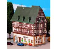 модель Kibri 37117 Riesen Hotel in Miltenberg