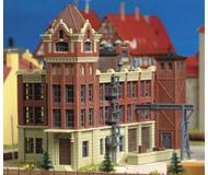 модель Kibri 37223 1871 Factory Building. Размер 20.5 x 10 x 13 см. Набор для сборки.