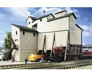 модель Kibri 37226 Gravel Works & Loading Silo. Размер 15 x 10.5 x 11.5 см. Набор для сборки.