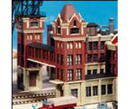 модель Kibri 37229 Administrative Building Office Tower -- Kit - Joins to #405-37228. Размер 11.7 x 8.7 x 13 см. Набор для сборки.