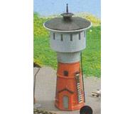 модель Kibri 37432 Water Tower -- Kit. Размер 5 x 5 см. Набор для сборки.