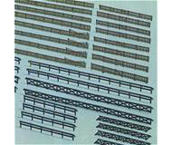 модель Kibri 37480 Fences