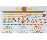 модель Kibri 37490 Accessory Pack w/Figures