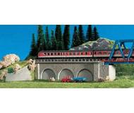 модель Kibri 37670 Center Stone Arched Arcades -- 33.9 см. Набор для сборки.
