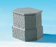 модель Kibri 37674 Center Pillar