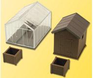 модель Kibri 38144 Greenhouse