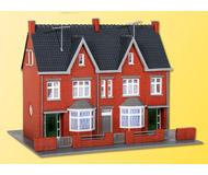 модель Kibri 38323 Bussardstrasse House. Размер 14.5 x 10.5 x 10.5 см. Набор для сборки.