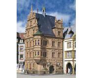 модель Kibri 38379 Дом Патриции в Гернсбахе. Размер 11 x 12 x 24 см. Набор для сборки.