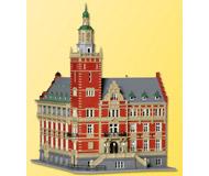 модель Kibri 38381 Leer Town Hall -- 30 x 22.5 x 35 см. Набор для сборки.