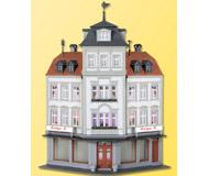 модель Kibri 38390 Corner Terrace Houses -- 16.7 x 18.2 x 22 см. Набор для сборки.