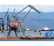 модель Kibri 38510 Over-Track Dockside Crane
