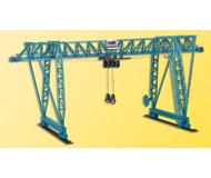 модель Kibri 38543 Overhead Log Crane. Размер 17 x 44 x 19 см. Набор для сборки.