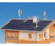 модель Kibri 38602 Solar Roof Panels