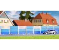 модель Kibri 38623 Sound Protection Wall -- 106.6 см. Набор для сборки.