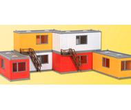 модель Kibri 38627 30 Years Kibri - Construction - Containers/Work Offices