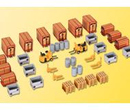модель Kibri 38647 Small Load Containers