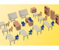модель Kibri 38655 Office Furniture for Technicians - Kit