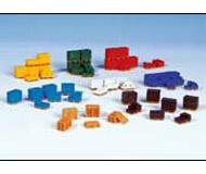 модель Kibri 38662 Crates on Pallets