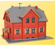 модель Kibri 38717 Maybach House. Размер 16.5 x 13 x 11.5 см. Набор для сборки.