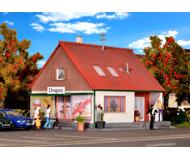 модель Kibri 38720  Частный дом с магазином