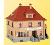 модель Kibri 38737 Grubenlicht Hous. Размер  15 x 13.5 x 14 см. Набор для сборки.
