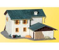 модель Kibri 38810 Mountain House in Fextal. Размер  15.5 x 15 x 9 см. Набор для сборки.
