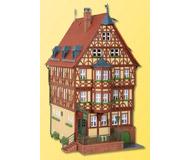 модель Kibri 38902 Half-Timbered House w/Bay Windows -- 15 x 10 x 20 см. Набор для сборки.