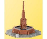 модель Kibri 38910 Fountain in Urach. Размер 6 x 6 x 7 см. Набор для сборки.