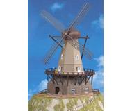 модель Kibri 39151 Hammarlunda Windmill -- 14 x 11.5 x 35 см. Набор для сборки.