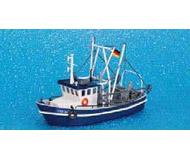модель Kibri 39161 Shrimp Boat - Kit -- CUX 16