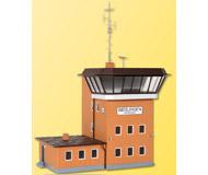 модель Kibri 39317 Сигнальная башня Гайслинген. Размер  14.5 x 9 x 14 см. Набор для сборки.