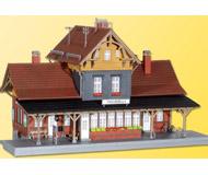модель Kibri 39491 Station Buildings