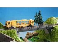 модель Kibri 39705 Steel Girder Bridge -- Single Track 27 x 7 x 3 см. Набор для сборки.