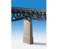 модель Kibri 39751 Brick Viaduct Piller -- 10 - 14 см. Набор для сборки.