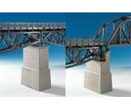 модель Kibri 39752 Brick Pillar -- 2.3 - 14 см. Набор для сборки.