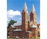 модель Kibri 39760 Roman Catholic Church. Размер 31 x 19 x 36 см. Набор для сборки.