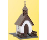 модель Kibri 39781 Kuehtzagl Miniature Chapel. Размер 5 x 4 см. Набор для сборки.