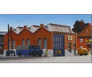модель Kibri 39808 Zwirn Spinning Mill. Размер   24 x 12.5 x 9.5 см. Набор для сборки.