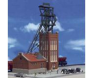 модель Kibri 39845 Tower with Machine Shop. Размер 30 x 12 x 37 см. Набор для сборки.