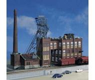 модель Kibri 39846 Herbede Boiler Factory. Размер   60 x 12 x 37 см. Набор для сборки.
